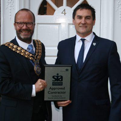 ACS award Top Accolade