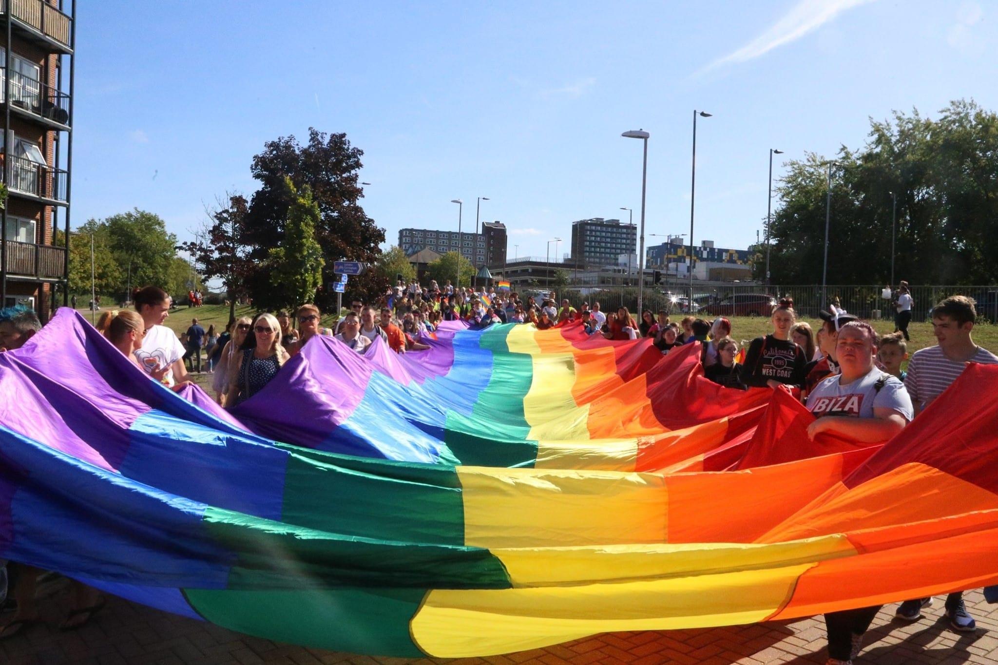 Basildon Pride %count