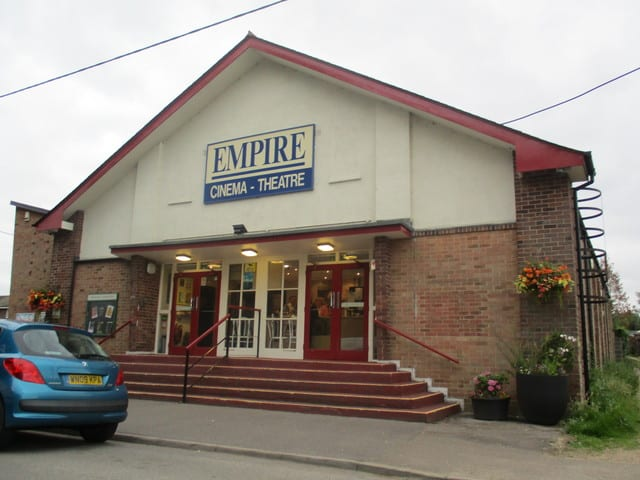 Empire Theatre testimonial