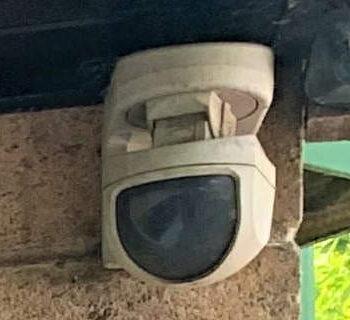 Outdoor CCTV