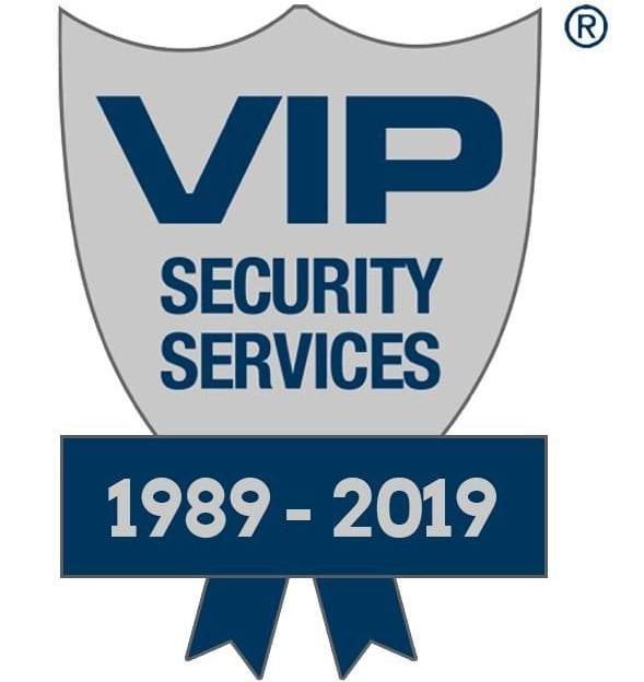VIP 30 year banner